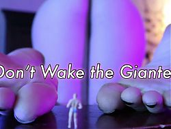 Dont Wake the Giantess - HD TRAILER
