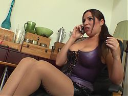 Teasing Torture For Chastity Slave!