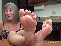 Leilani Leis Foot Interview May 2014